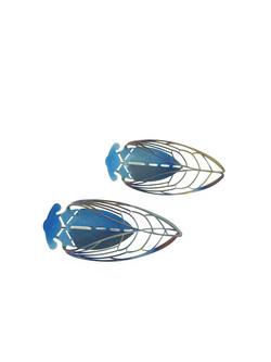 Cicada Earring