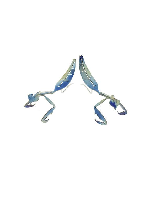 Mantis Earrings
