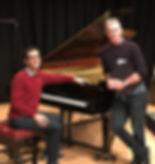 Chris & Gamal KS pre-show rehearsal.jpg