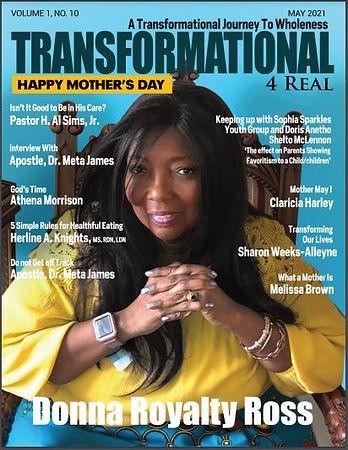 May 2021 Cover_Transformational 4Real.JP