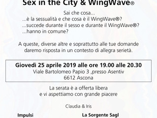 Sex in the City & WingWave