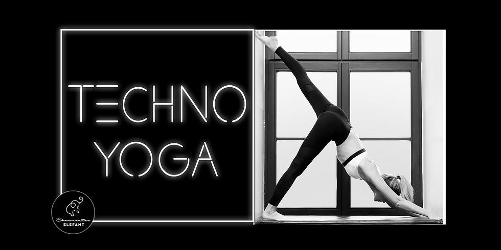 Techno Yoga Linz - Evening Flow