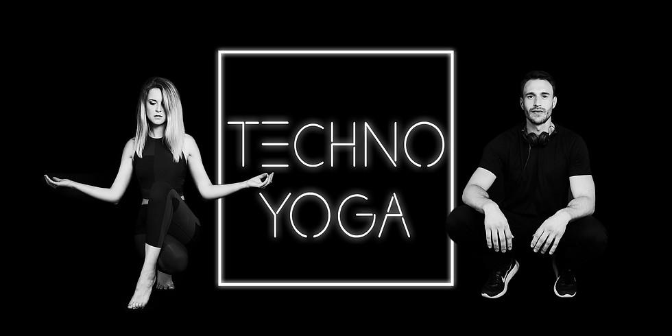 Techno Yoga Wien