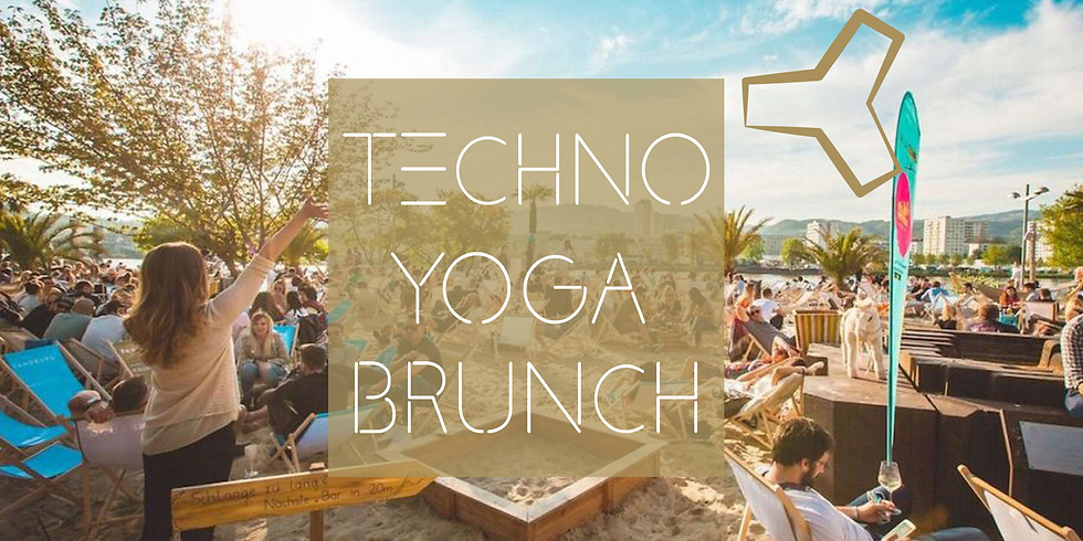 Techno Yoga Brunch@Sandburg