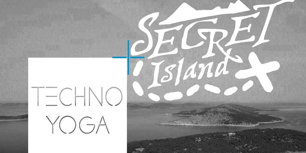 Techno Yoga @ Secret Island Festival