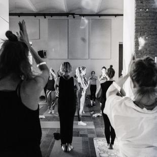 Techno Yoga @ Ottakringer 2