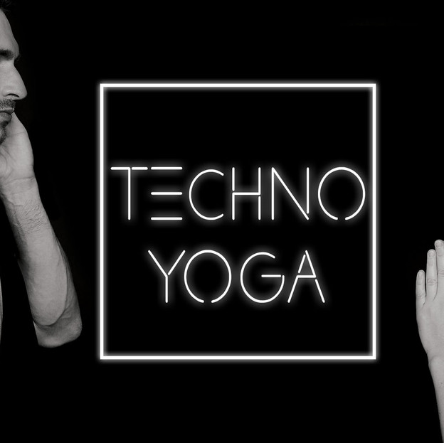 Techno Yoga Event