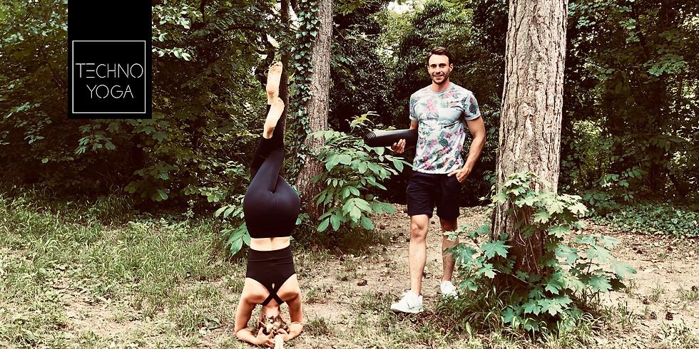 Techno Yoga Linz - Outdoor Edition