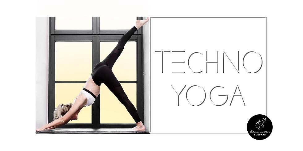 Techno Yoga Linz - Morning Flow