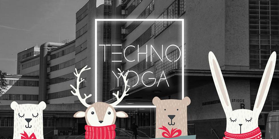 Techno Yoga Linz - Christmas Edition