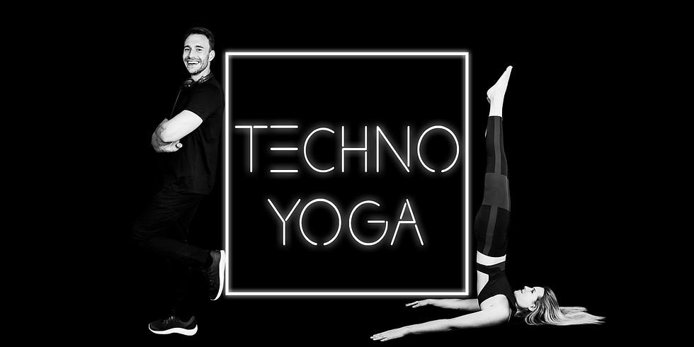 Techno Yoga Salzburg