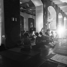 Techno Yoga @ Ottakringer