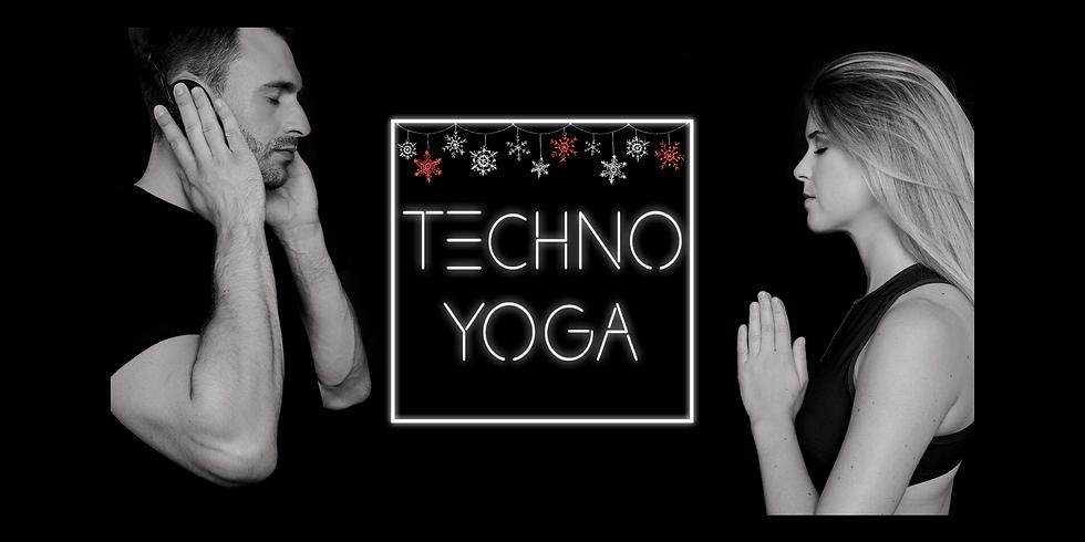Techno Yoga Linz - Christmas Flow