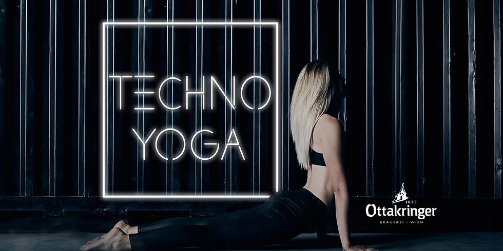 Techno Yoga Vienna