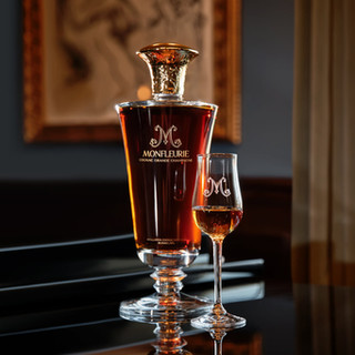 Monfleurie Cognac - Brand Positioning and Web Content