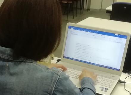 パソコン村 諫早教室 勉強、即実践。