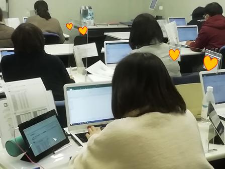 パソコン村 諫早教室 目指すは、恵比寿顔!