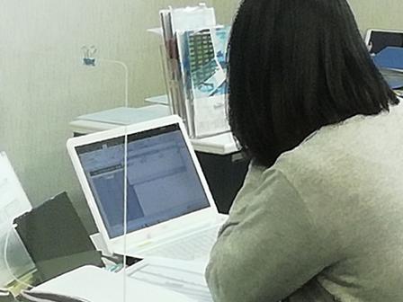 パソコン村 諫早教室  エクセル スキルアップ中