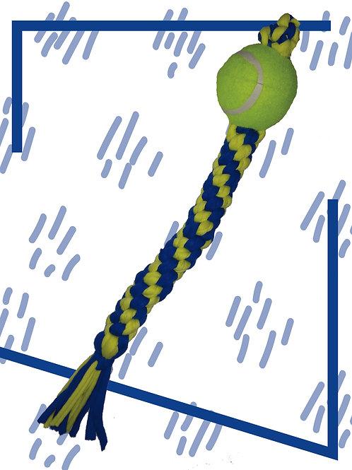 Eco-Toy Guaw tejido con pelota