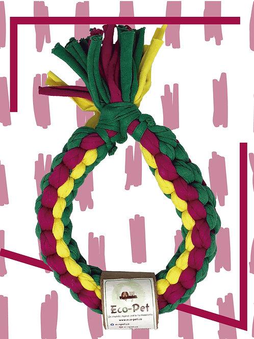 Eco-Toy Guaw tejido circular