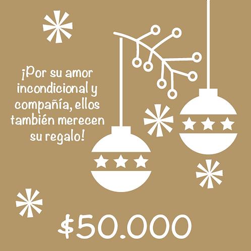Tarjeta de Regalo $50.000