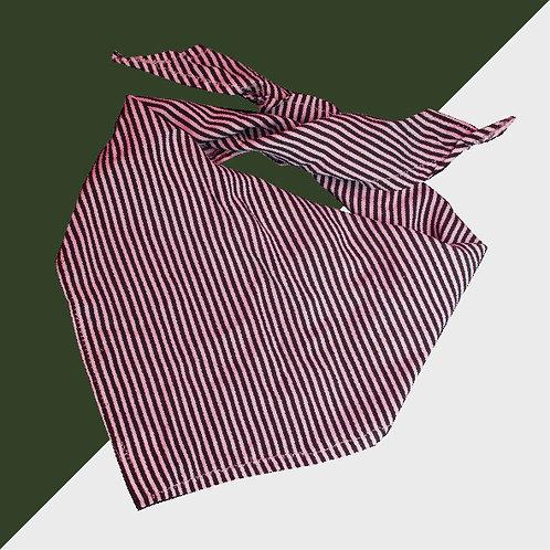 Pañoleta lineas verde militar