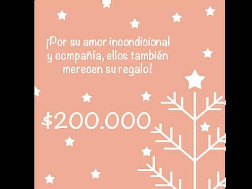 Tarjeta de Regalo $200.000