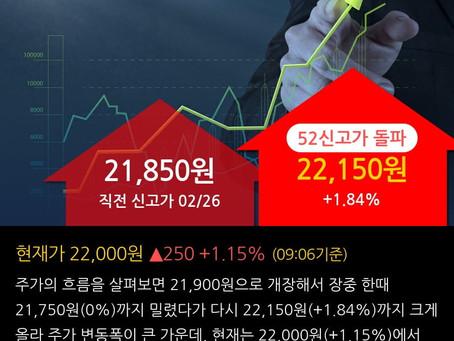 '롯데관광개발' 52주 신고가 경신, 아시아 랜드마크 카지노 복합리조트 - 키움증권, BUY(신규)