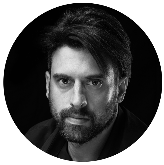 Andrea Guerrieri, Direttore Creativo, Content Creator, Senion Graphic Designer, Fotografo e Video maker in Octobit