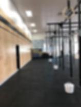 CrossFit Sana Wall, CrossFit Sana Rig, CrossFit Sana Wall Balls, CrossFit Sana Dumbbells