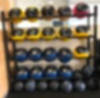 CrossFit Sana Medicine Balls; CrossFit Sana Slam Balls; CrossFit Sana Ball Slams