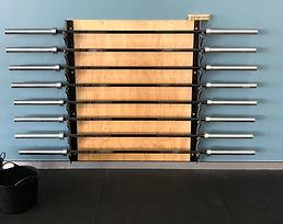 CrossFit Sana Barbells