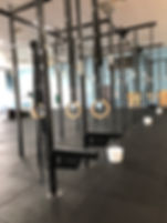 CrossFit Sana Rig Rings; CrossFit Sana Rig Pull up bar