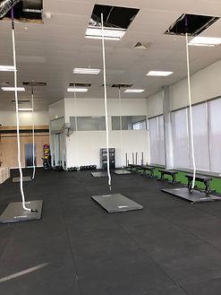 CrossFit Sana Ropes