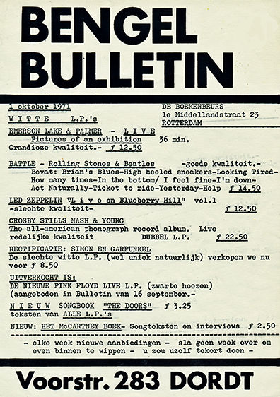 DE BENGEL BULLETIN 1 OCT 1971.jpg