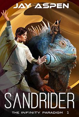 Sandrider Jay Aspen