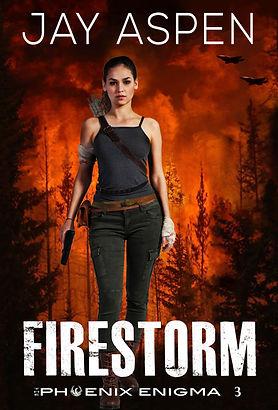 Firestorm Jay Aspen