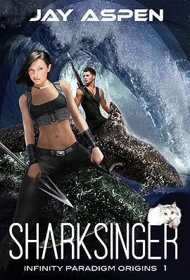 Sharksinger Jay Aspen