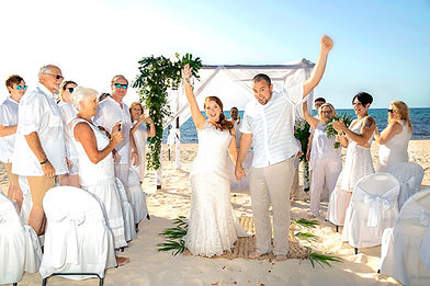 WEDDING IN COZUMEL