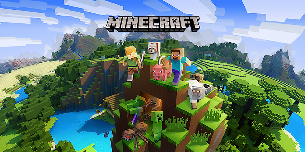 Minecraft Build Quest (IN-STORE and VIRTUAL)
