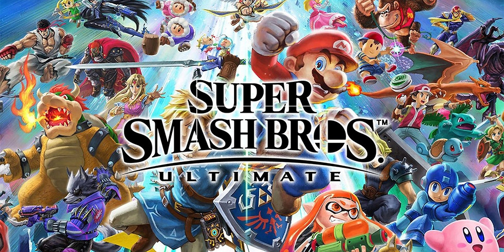 Smash Bros Tourney - ALL AGES
