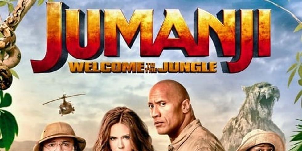 Movie Night at SOGO Action - Jumanji