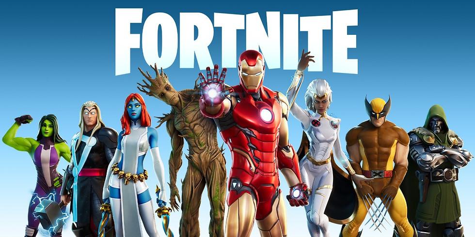 Fortnite Tournament (IN-STORE and VIRTUAL)