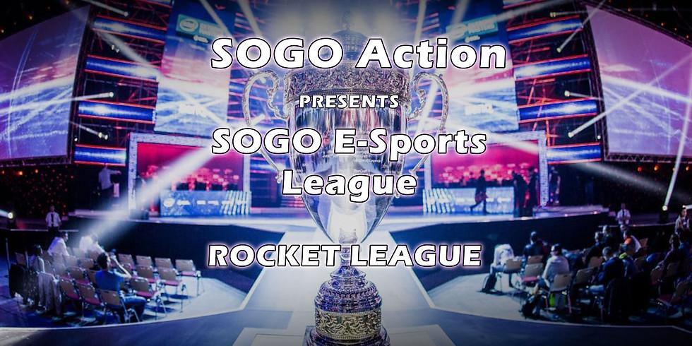 Rocket League Duos - Middle School League
