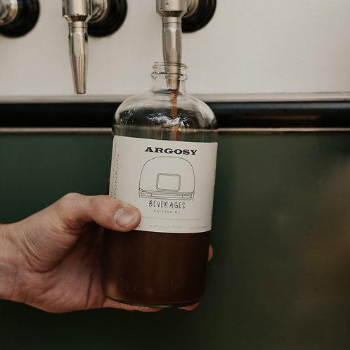 Tart Cherry Cold Brew Coffee Lemonade