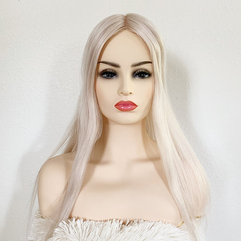 Lightest Platinum Blonde 18-20""