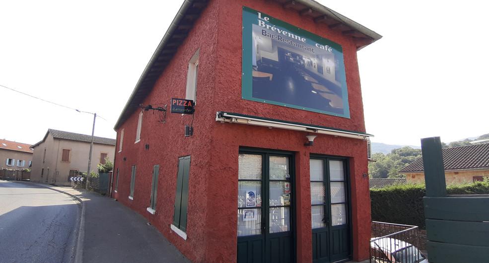 Restaurant - Pizzeria - Brévenne Café