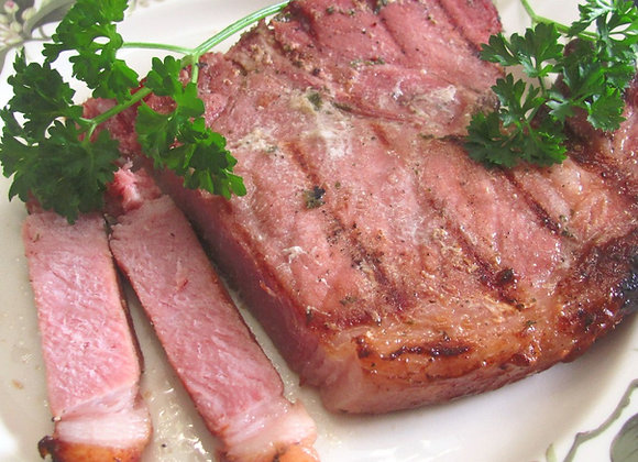 Pastured Smoked Pork Chops