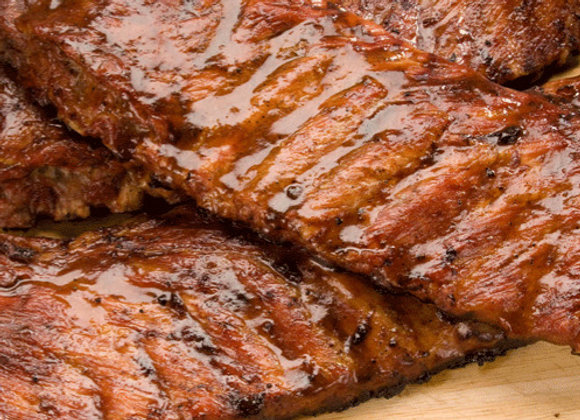 Meaty Pork Back Ribs