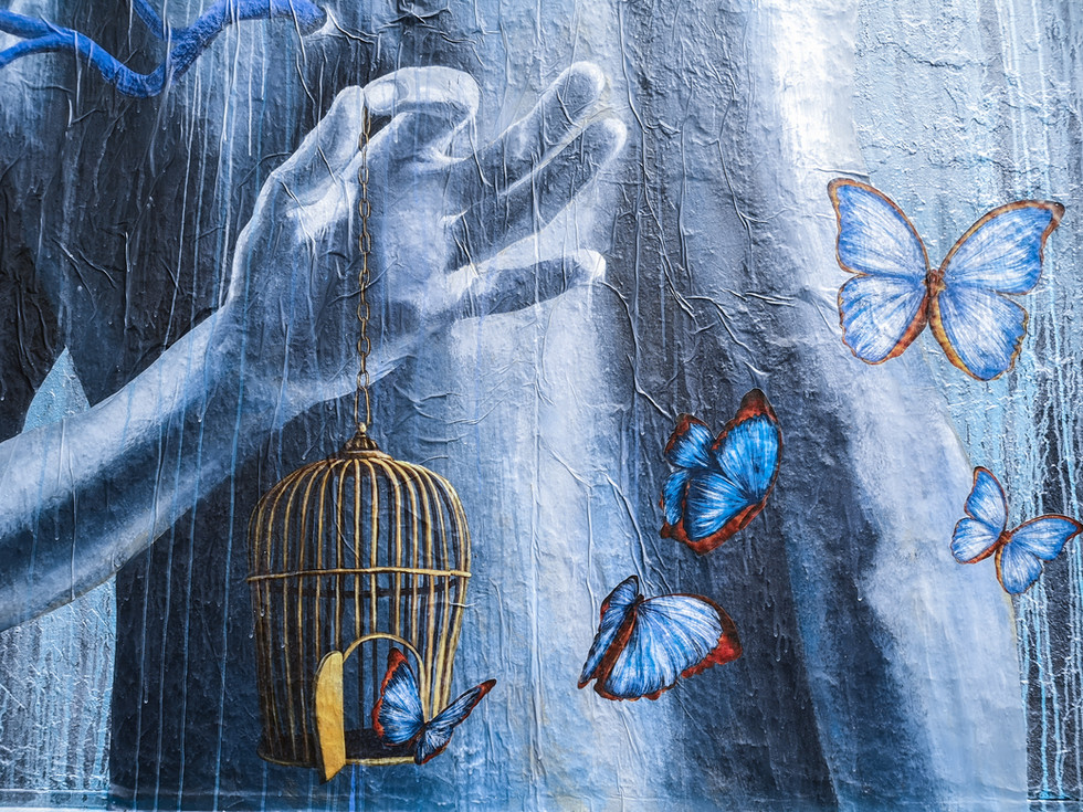 The butterfly effect (détail)